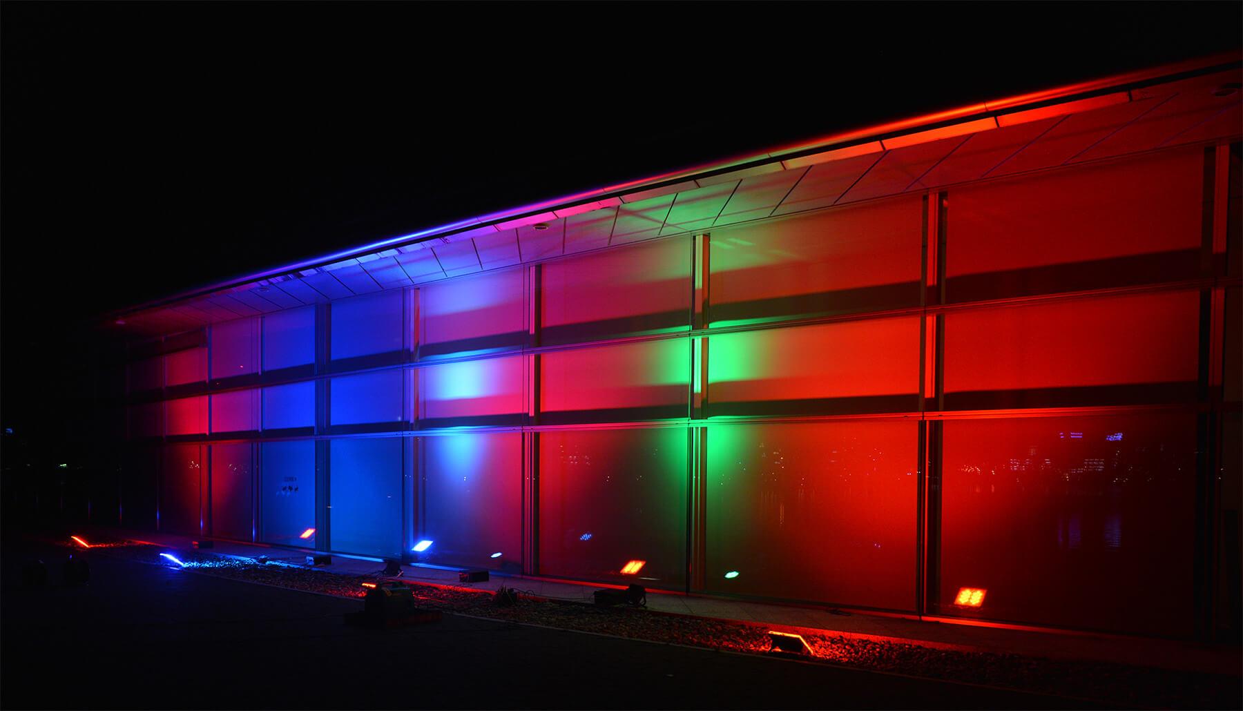 LED照明カラーコントロールアプリ terasse